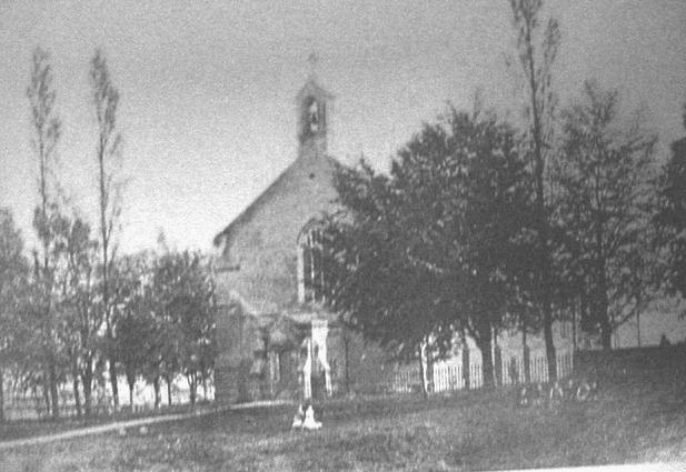 The original 1830 building